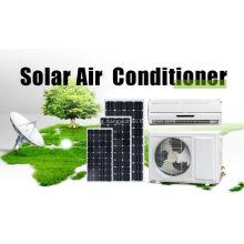 Hybrid Solar Air Conditioning