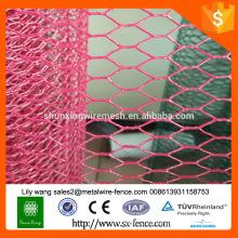 2016 venta caliente coop Galvanizado red de alambre hexagonal