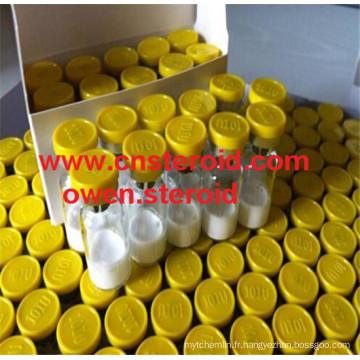La qualité de bodybuilding d'acétate de Gonadorelin rabattent des peptides de fiole de chapeau