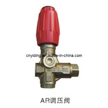 5500psi Industry Duty Italy Ar Pressure Regulator (ARPR)