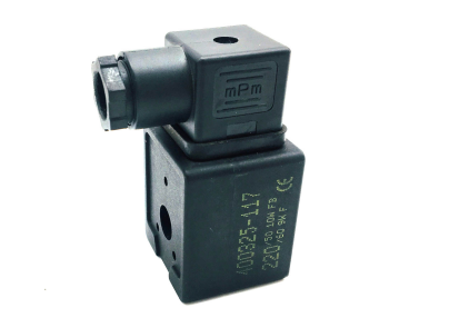 220VAC/DC24V Solenoid coil dimension of Dust extraction electromagnetic pulse valve