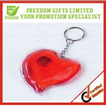 Werbung Herz Keychain Handwärmer