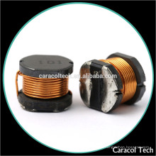 Tipo de Cd Inductor de potencia Smd no blindado con inductancia 1uh a 1200uh