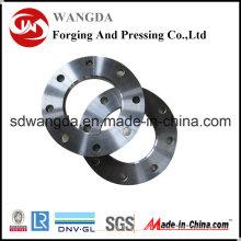 Wkc 307 Adaptateur de tuyau de bride en acier au carbone forgé adapté aux besoins du client