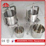 High Quality Cold Press Vegetable Juicer, Stainless Steel 304 Industrial Cold Press Juicer