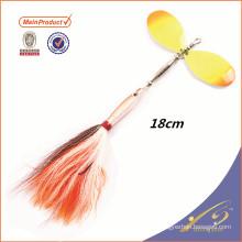 SPL028 34г spinner приманки оптовая рыболовные приманки