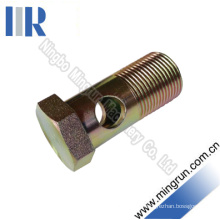 High Pressure Carbon Steel Bsp Bolt Hydraulic Adapter (720B)