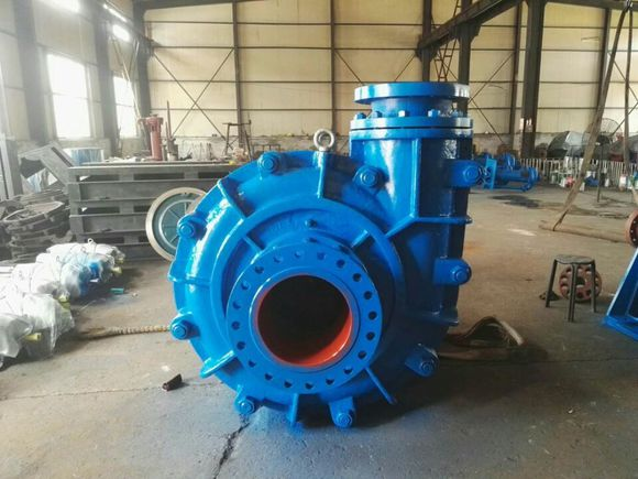 ZGB High Head och High Duty Slurry Pump