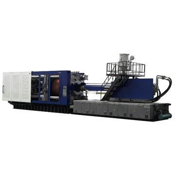 Large capacity injection molding machine 900ton