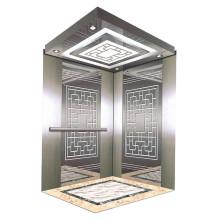 Строительство подъемника для пассажирского лифта OTSE