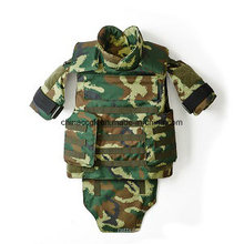 Nij III Police Armée Camouflage Kevlar PE Protective Tactical Bulletproof Vest