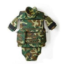 Nij III Polícia Armada Camouflage Kevlar PE Protective Tactical Bulletproof Vest