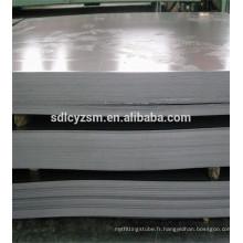 plaque en acier corten épaisseur 8mm