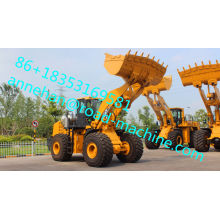 XCMg 8 Ton Wheel Loader Depan