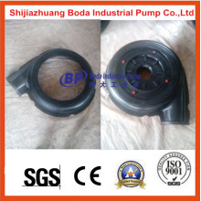 Cover Plate Liner for Rubber Slurry Pump Parts