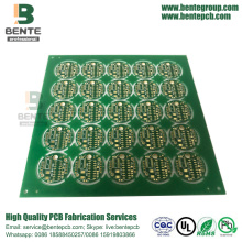 ENIG 3U Multilayer PCB 4-layers PCB FR4 Tg150