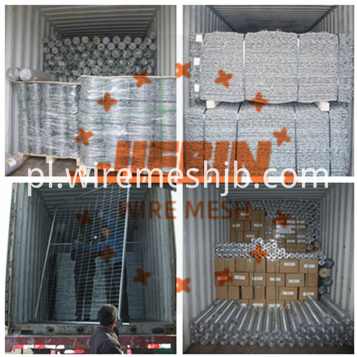 Hot-dip Galvanized Hexagonal Mesh Gabion Box