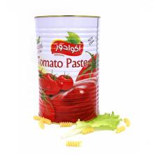 tinned tomato paste manufacturer