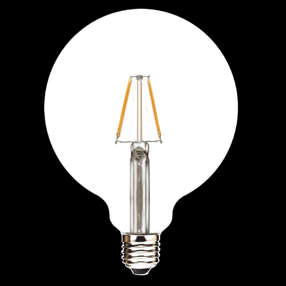 LED Filament Lamp G125 2W 4W 6W 8W