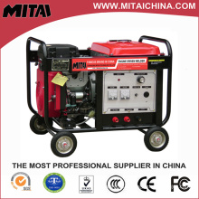 300A MMA TIG Welder Powered by Diesel Engine