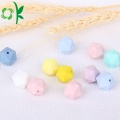 Silicone Beads For Teething Chew Infant Necklace Beads