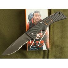 OEM Gerber Bell Hand Signed Pocket Folding Blade Outdoor Gift Knife
