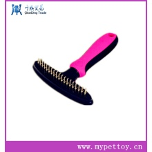 New Style Large Size Double Row Elastic Head Rake Comb