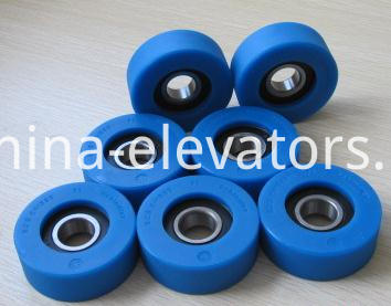 Blue Step Roller Schindler escalator 70*25*6204