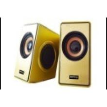 O Alto-falante Bluetooth com Metal Classic Shell