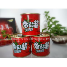 198g 14% -16% Pasta de tomate em conserva