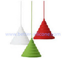 Customized Promotion Colorful Silicone Lampshade