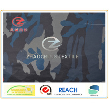 75D (Navy Style) Desert Camouflage Printing Shape Memory Fabric (ZCBP153)