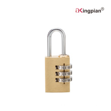 Small Brass Digital e Lock Code