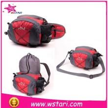2015 hot sale Canvas Waist Bag new design fashion style men canvas waist bag wholesale popular leisure cotton