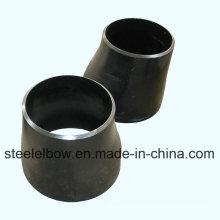 Hintern Schweißen nahtlose Stahl exzentrischen Reduzierstücks