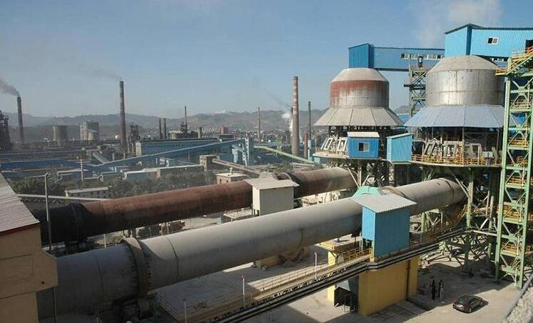 Rotary Kiln for Cement Product
