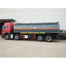 FAW 18 CBM Hydrochloric Acid Transport Vehicles