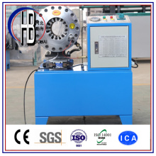 "China Best Sale! Ce Approved High Pressure 1/4"" to 2"" Hose Crimping Machine 2""!"