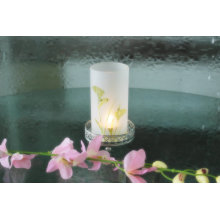 Glass Candle Votive for Home Decoration