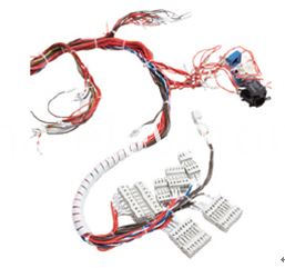 Preassembled Wiring Harness for Controller Cabinet