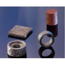 Сжатый трикотаж из нержавеющей стали