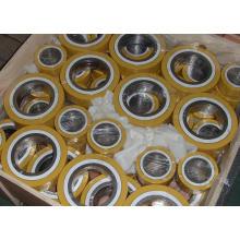 Сальниковое уплотнение с спиральным уплотнением с ASME Swg 316 / Fg / CS