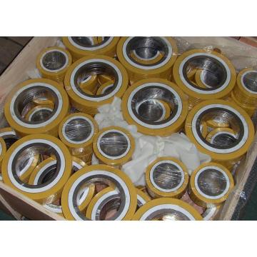 Vedação de vedação em espiral com ASME Swg 316 / Fg / CS