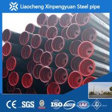 Tuyau en acier à structure résistant à faible alliage à faible alliage S355JO