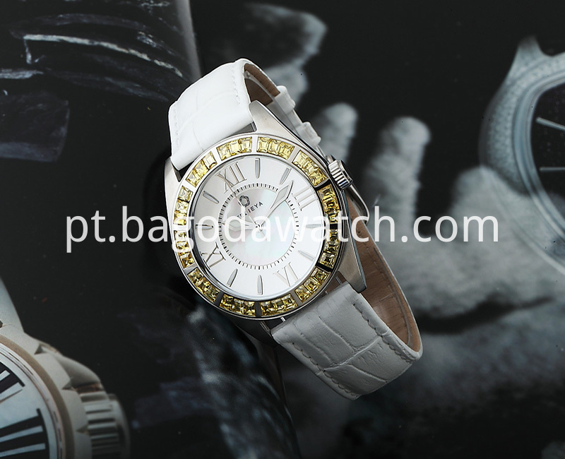 Quartz Ladies Wrist Watches