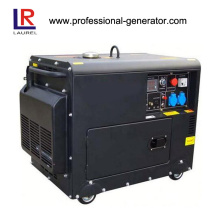 Electric Start 5kw Silent Diesel Generator