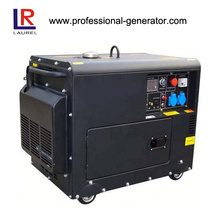 Electric Start 5kw Silent Diesel Generator