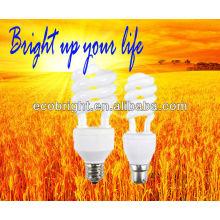 CE certificate energy saving lamp spiral