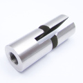 Custom stamping compression copperhollow bushing sleeve