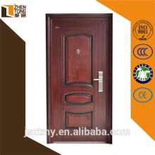 Top sale steel powder coating / heat transfer garage sliding screen door